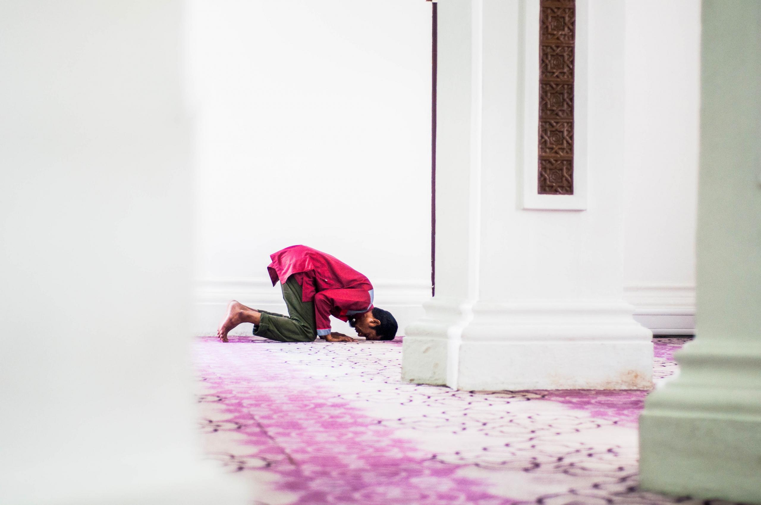 Qu'est-ce que la prière en Islam ?