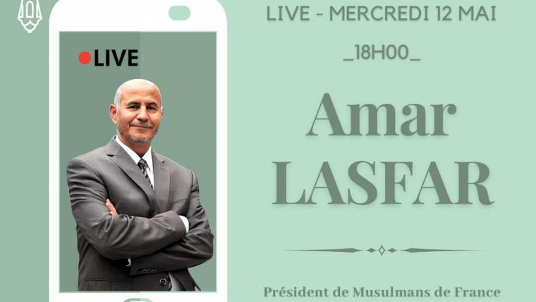 Live de Mr Amar LASFAR Ramadan 2021