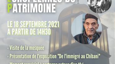 Journée Européenne du Patrimoine – JEP2021